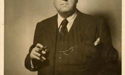 Iosif Iser, cca. 1948