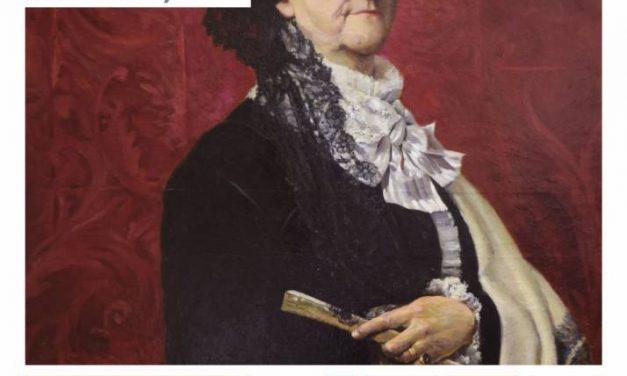 """Eveniment expozițional: """"Vizita bătrânei doamne"""". Portretul mamei lui Theodor Aman revine în locul creaţiei"""