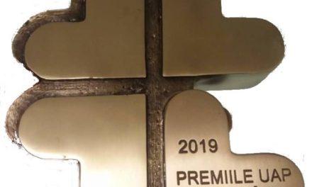 Festivitatea de decernare a Premiilor Uniunii Artiștilor Plastici din România 2019 @ București 23.10.2020