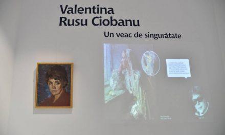 Valentina Rusu Ciobanu -100 de ani – expoziția aniversară