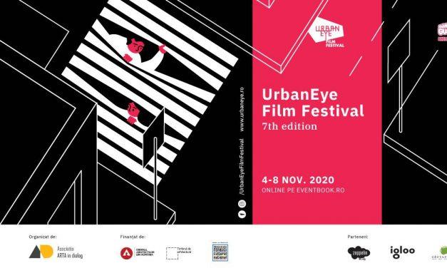 Începe UrbanEye Film Festival 2020