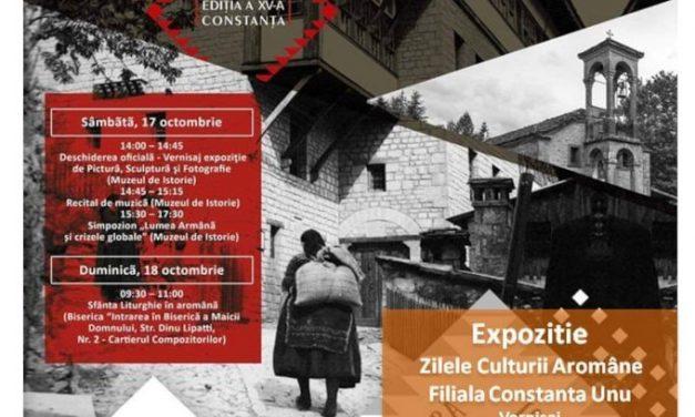 Zilelor Culturii Aromâne @ Muzeul de Istorie Națională și Arheologie Constanța