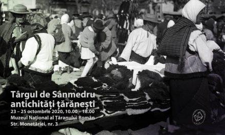 Târgul de Sânmedru – de antichități țărănești // 23 – 25 octombrie @ Muzeul Național al Țăranului Român