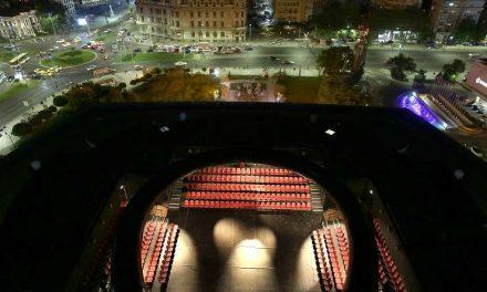 Începând de azi, Teatrul Național I.L.Caragiale suspendă toate spectacolele programate în săli!