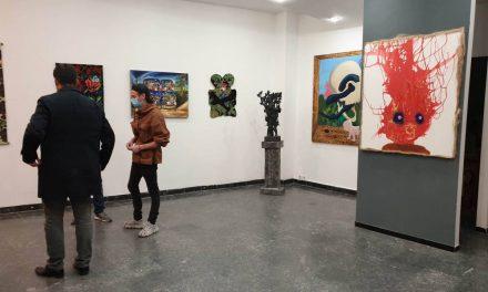 BESTIAR – 100 ARTE @ NAG 2020