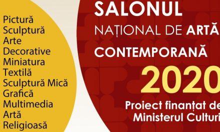 Salonul Național de Artă Contemporană – SNAC 2020