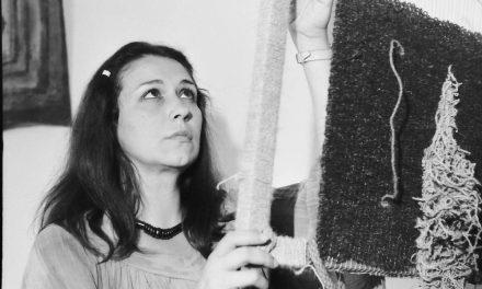 Anca Şesan în 1986