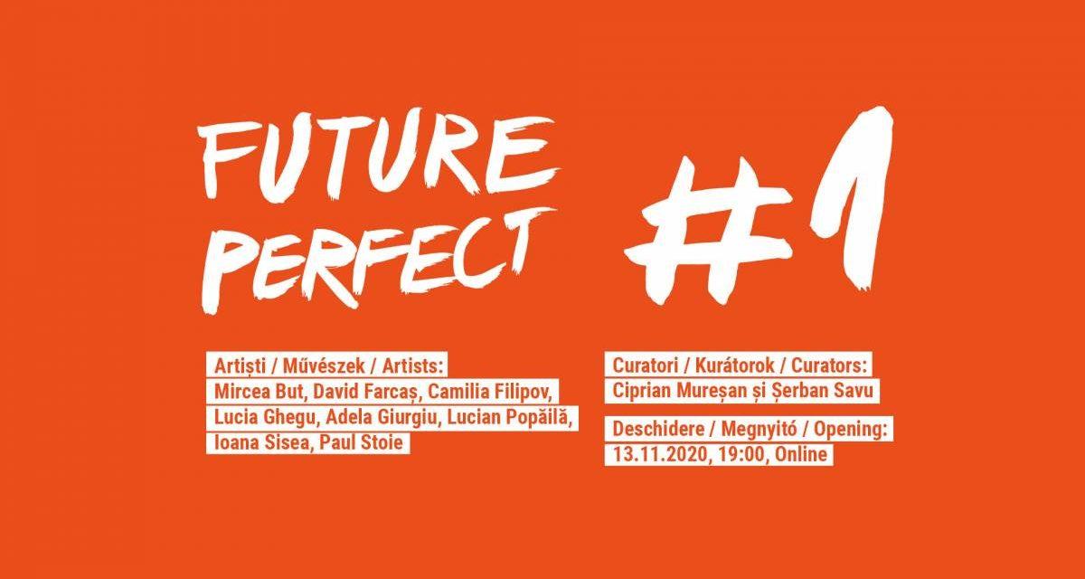 Future Perfect #1 / Viitor Anterior #1 @ Spațiul de Artă Contemporană MAGMA, Sfântu Gheorghe