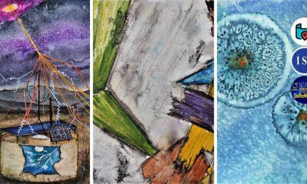 Artă și ȘtiinȚĂ @ Noaptea CercetĂtorilor 2020