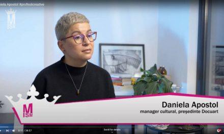 Daniela Apostol #profesiicreative
