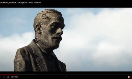 Darius Hulea, sculptor – Omagiu Dr. Toma Vasinca