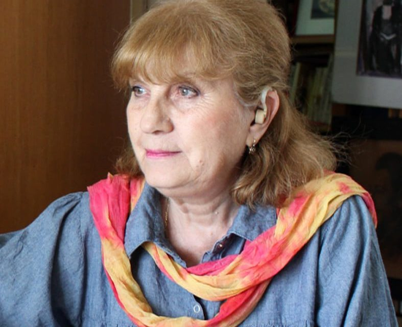 S-a stins din viață pictorița Doina Moisescu Herivan18.04.1944 – 10.11.2020