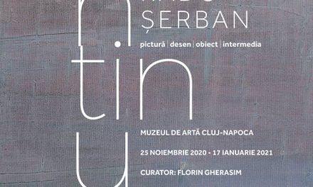 Expoziția Radu Șerban. Continuum pictură, desen, obiect, intermedia @ Muzeul de Artă Cluj-Napoca