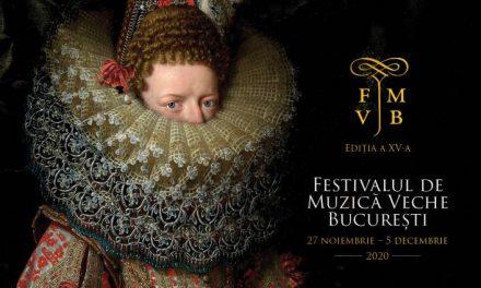 Ediția a XV-a a Festivalului de Muzică Veche București