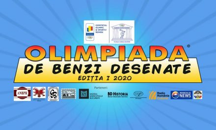 Casa Filipescu-Cesianu găzduiește în premieră Olimpiada de Benzi Desenate