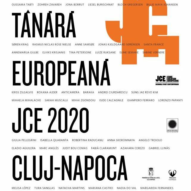 Expoziția Creația Tânără Europeană / Jeune Création Européenne 28 octombrie – 25 noiembrie 2020