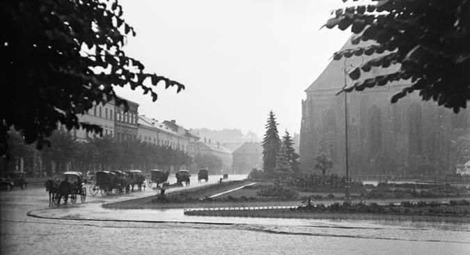 Clujul vizibil. Orașul interbelic în fotografiile lui Orbán Lajos @ Institutul Cultural Maghiar, București