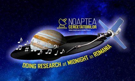 Institutul de Stiinte Spatiale ISS @ Noaptea Cercetatorilor 2020