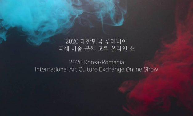 Romania-Korea International Art Exchange Online Show