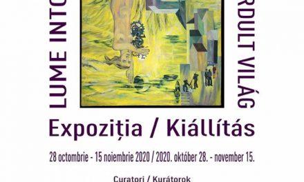 Sipos László. Lume întoarsă @ Muzeul de Artă Cluj-Napoca