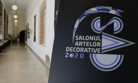 tur virtual al Salonului Artelor Decorative, ediția a XVIII-a la Muzeul Național Cotroceni cu ocazia Noaptea Muzeelor 2020