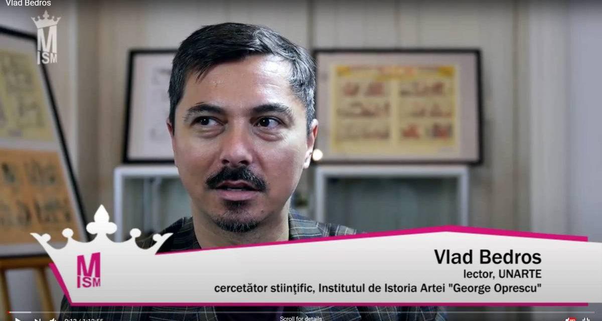 Vlad Bedros – Microistorii de artă