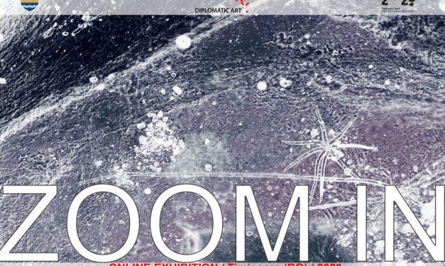 ZOOM IN & SI MUOVE – Expoziții 3D online
