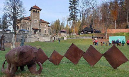 """Expoziția """"Detaliul Neoromânesc"""" la Castelul Cantacuzino – Bușteni"""