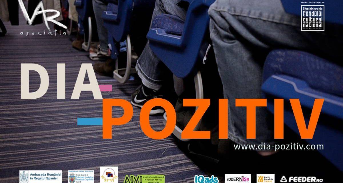 Dia-Pozitiv – proiect pluridisciplinar care își propune aducerea în prim-plan a problematicii familiei destabilizate în urma migrației forței de muncă