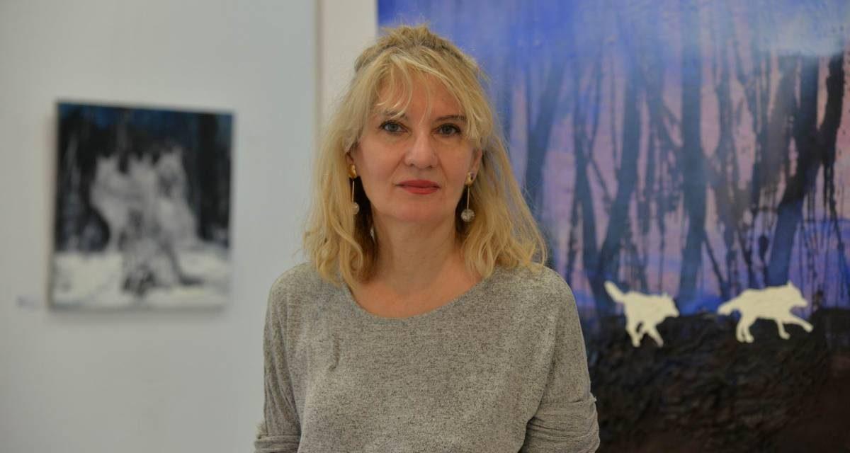 """Expoziția """"Niciodatănu va fi ultima dată"""" – Gabriela Culic laElite Art Gallery"""
