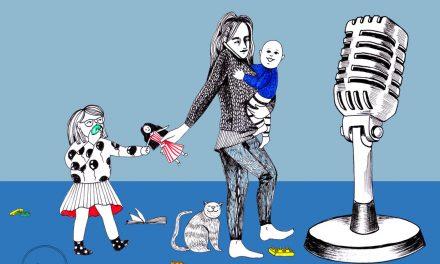 MONO, un podcast sincer și relaxat cu și despre familiile monoparentale. Sezonul 1: mamele singure