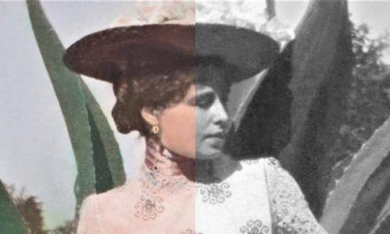 Regina Maria în culori de altă dată @ Historia