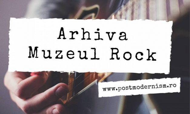 Muzeul Rock din România – prima arhivă online a fenomenelor culturale muzicale rock, pop, folk din România, cu obiecte de colecție scanate 360 și cu memorabilia accesibilizate pentru nevăzători