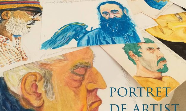 Portret de artist la Muzeul Național Cotroceni