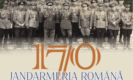 """Expoziția """"Jandarmeria Română 1850 – 2020""""  la Muzeul Orașului Oradea – Complex Cultural"""