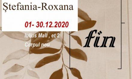 """Expoziția de pictură """"24 fin"""" Ștefania-Roxana Grigoriu @ Iulius Mall Iași"""