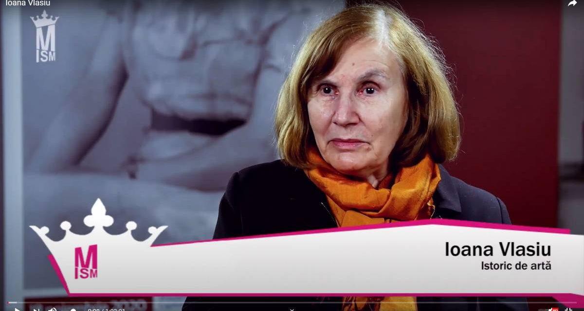 Ioana Vlasiu – Microistorii de artă