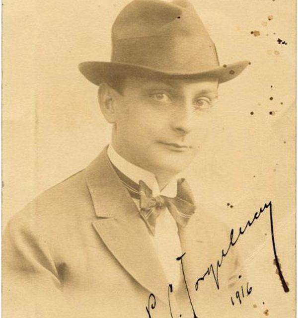 Petre Iorgulescu-Yor, 1911, Atelier fotografic Julietta, București