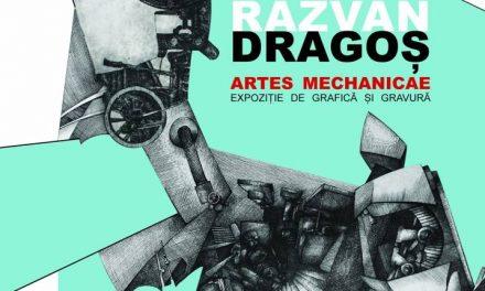 "Expoziție Răzvan Dragoș ""Artes Mechanicae"" expoziție de grafică și gravură @ Muzeul Vasile Parvan, Bârlad"