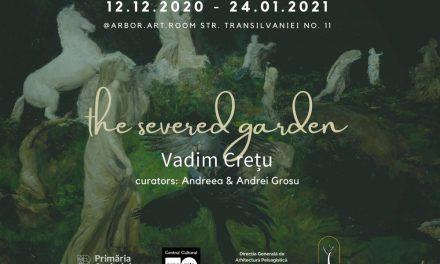 Pictorul Casei Regale Vadim Creţu expune la Arbor.art.room