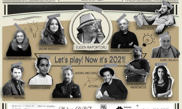 """Let's play! Now it's 2021"" @ Galeria Simeza, București"