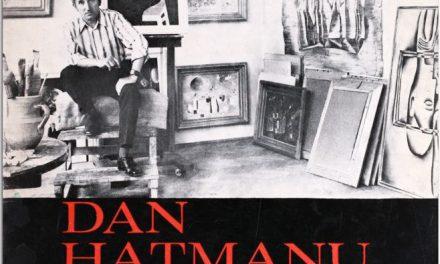 Dan Hatmanu catalogul expoziției de la SALA DALLES, BUCUREȘTI, 1976