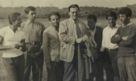 Ion Cojocaru, Florin Ciubotaru, Henry Mavrodin, Corneliu Baba, Ion Banulescu, Mihai Madescu, Gh Firica