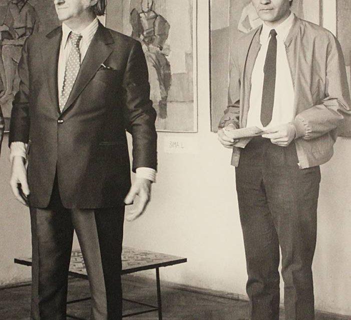 Corneliu Baba, Liviu Lăzărescu