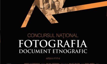 Fotografia. Document etnografic @ Muzeul de Artă Cluj-Napoca
