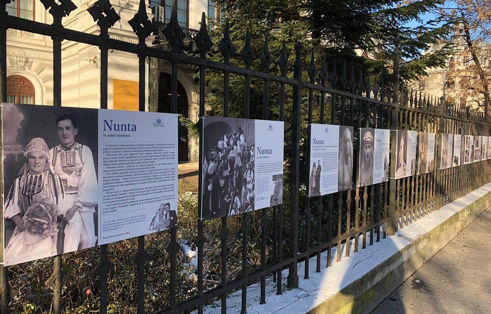 """Expoziția """"Casa Regală a României, păstrătoare și promotoare a tradițiilor românești"""", la Sibiu, Brașov și București"""
