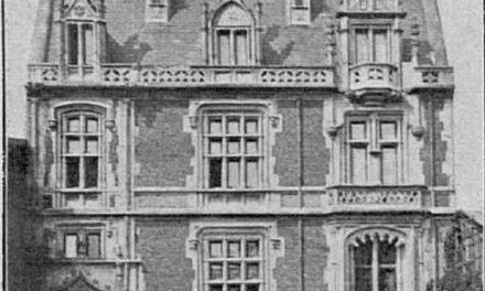 Sediul Uap din Calea Victoriei nr. 115, casa Cerchez, demolat în 1977