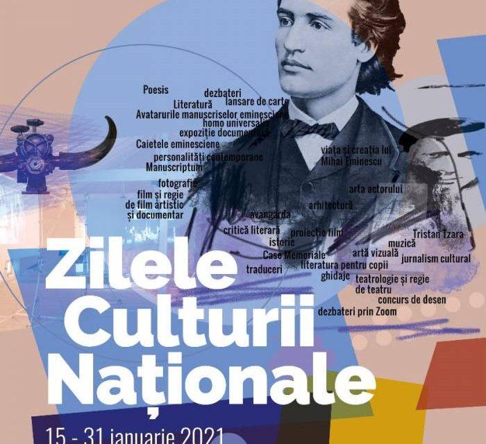 Zilele Culturii Naționale la MNLR