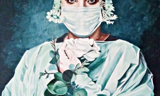 "Expoziție online ""Portret și autoportret"" 140 de artiști"