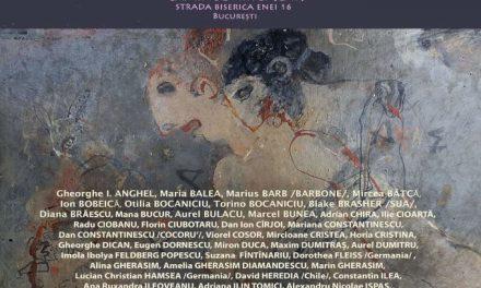Fenomenul Hărman – 80 de pictori și sculptori contemporani @ Galeria Căminul Artei CAV